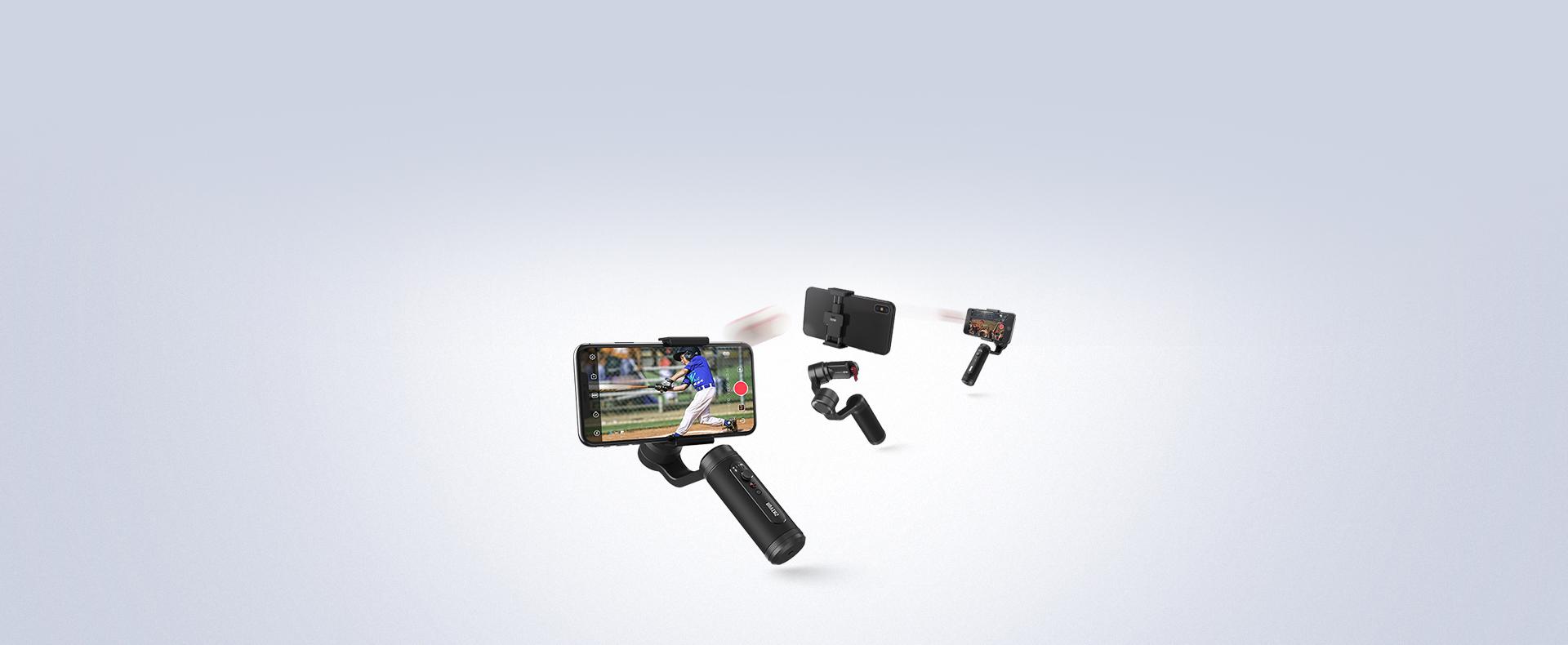 stabilizzatore smartphone