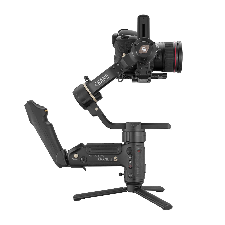 Crane 3S EasySling nero stabilizzatore professionale